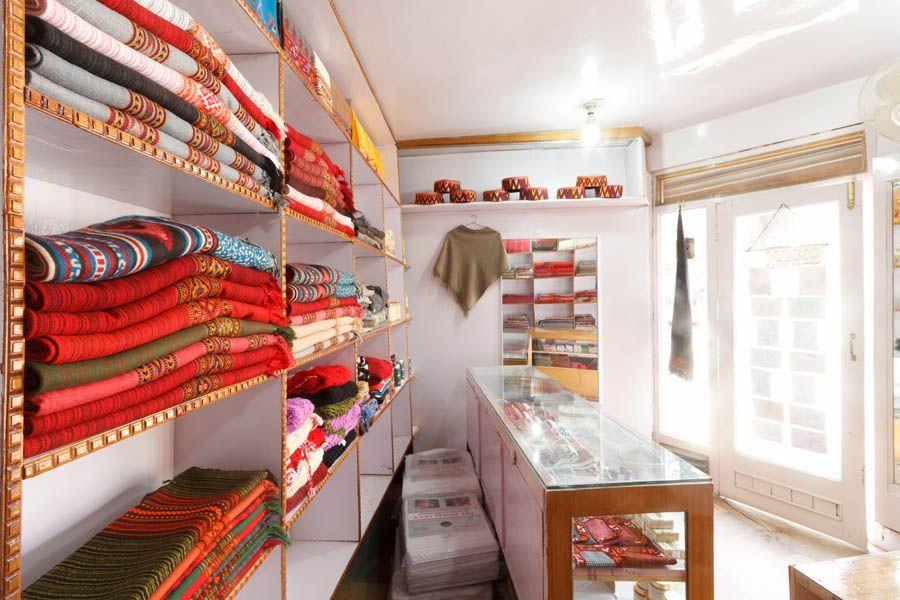Himalayan Heritage Emporium shop in Naggar