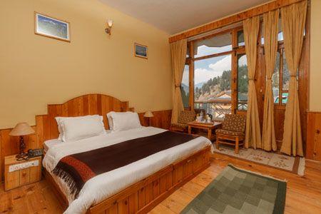 Rooms at Hotel Naggar Delight