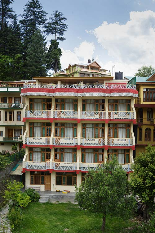 Tourist services in Naggar